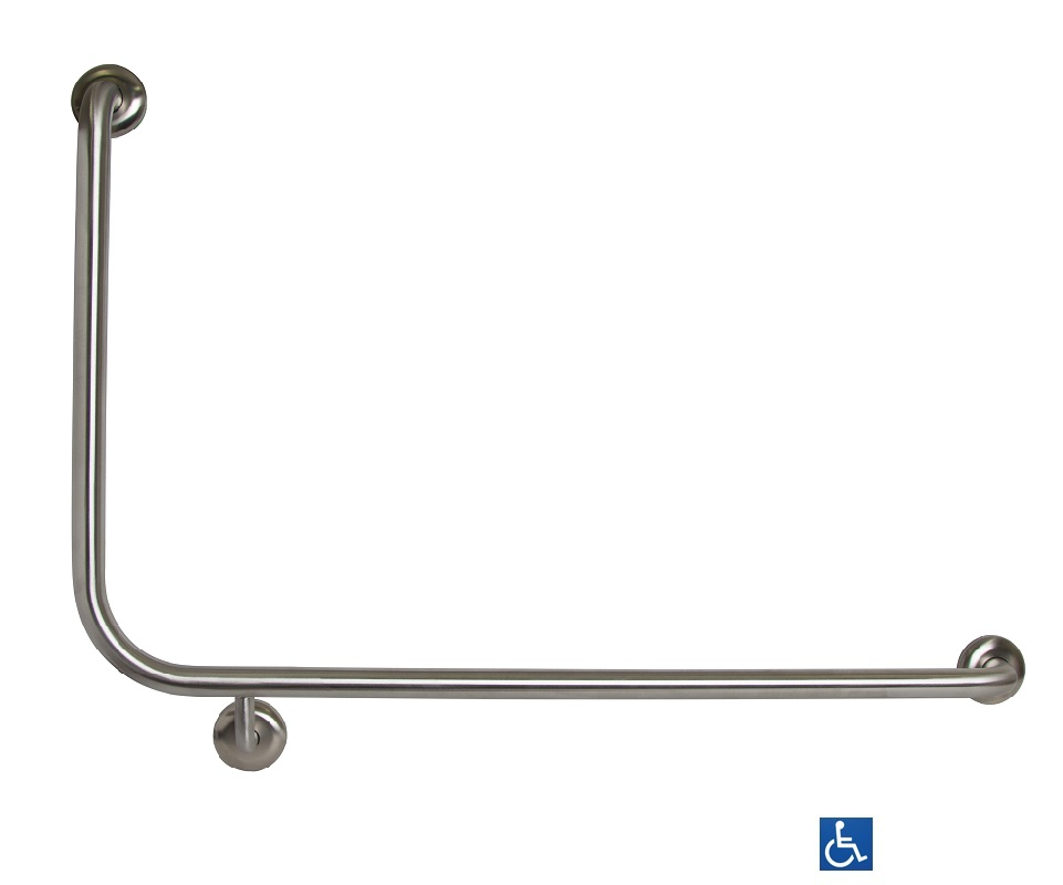 MLR104_X RH Flush Mount Grab Rail