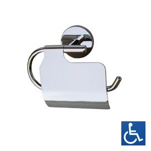 ML3355B Single Toilet Roll Holder with Hood