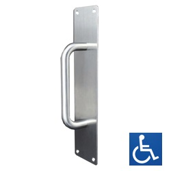 ML4059 Pull Handle with Plate