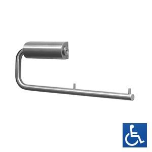 ML4135_2 Double Toilet Roll Holder - Stainless Steel