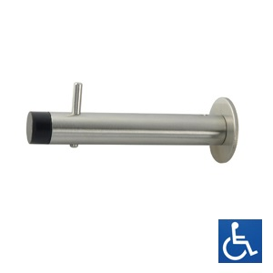 ML4162 Coat Hook with Bumper