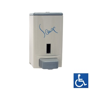 ML635 Lockable Soap Dispenser - ABS