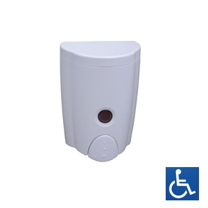 ML663W Soap Dispenser - ABS