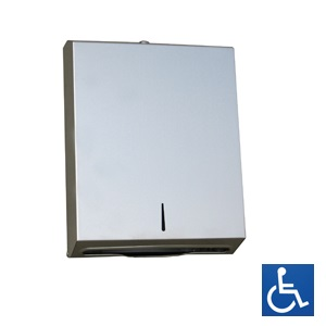 ML725SS Paper Towel Dispenser - Stainless Steel