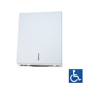 ML725W Paper Towel Dispenser - White Powder Coat