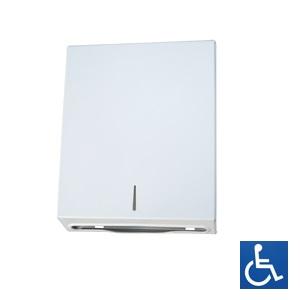 ML725W Paper Towel Dispenser - White Powder Coat