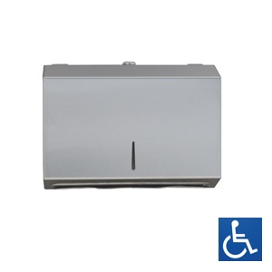 ML726SS Paper Towel Dispenser - Stainless Steel
