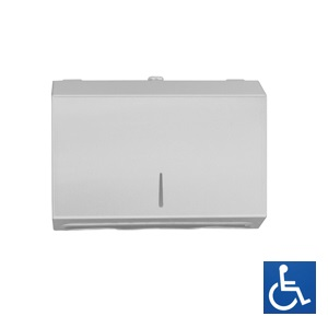 ML726W Paper Towel Dispenser - White Powder Coat
