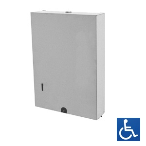 ML727SS Paper Towel Dispenser - Stainless Steel