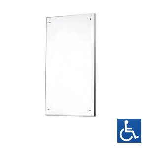 ML777 Stainless Steel Polished Mirror