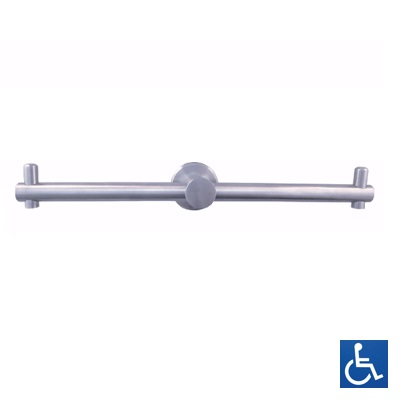700_SS_2TRH Double Toilet Roll Holder - SS