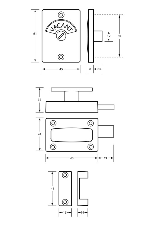 100A Indicator Set Drawing